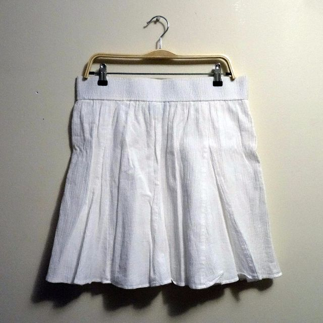 ANNTAYLOR cotton skirt (large)