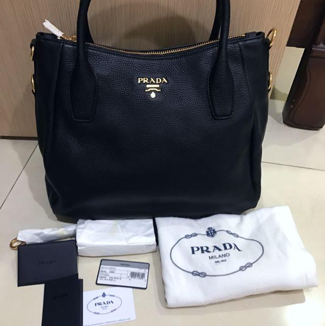 New Authentic Prada Sling Bag
