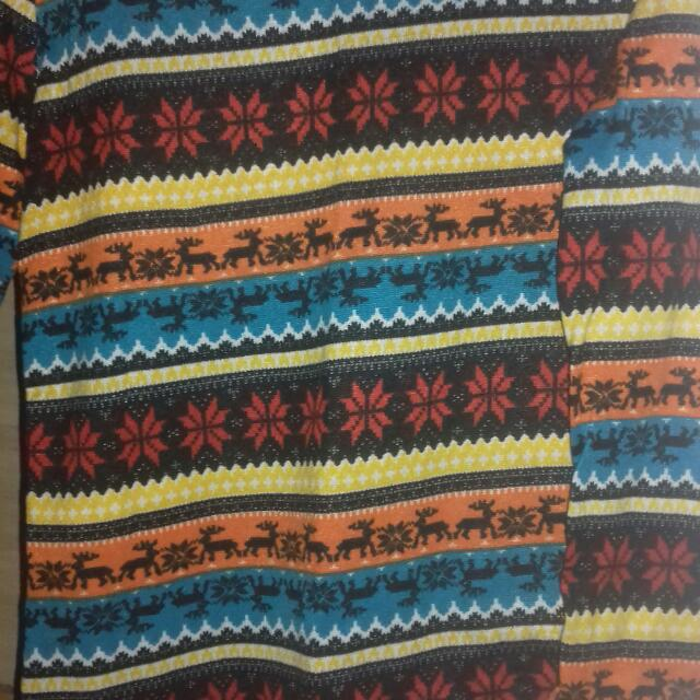 Baju Motof Tribal