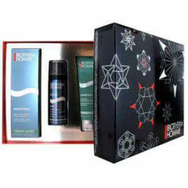 BIOTHERM Aquapower Normal/combination Skin Three-Piece Holiday Set retails for $35