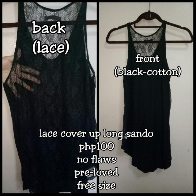 Black Lace Sando