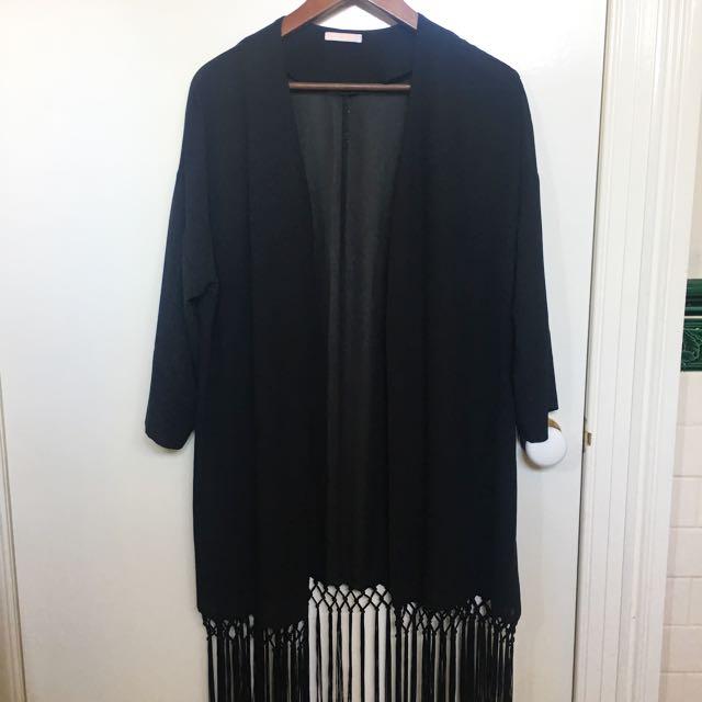Black Light Jacket Size M