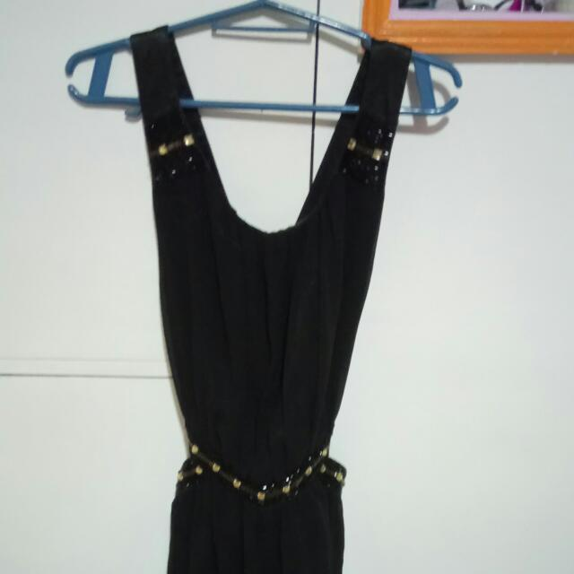 2 For 450 php Black Party Dress