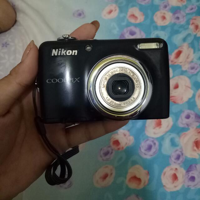 Camera Nikon L23