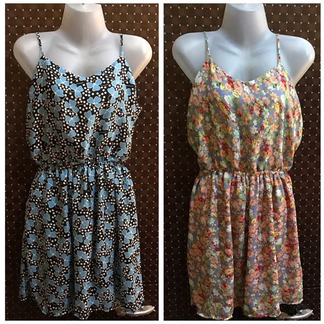 Cami Floral Mini Dress