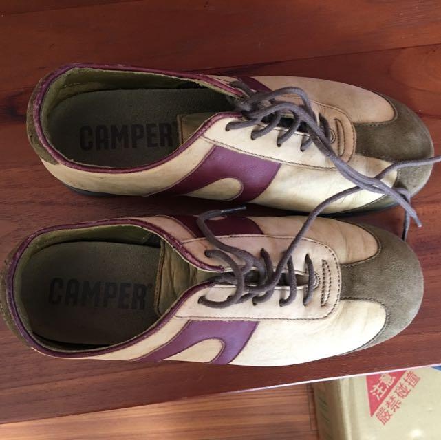 CAMPER真皮休閒鞋