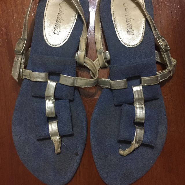 Cardams Blue Sandals