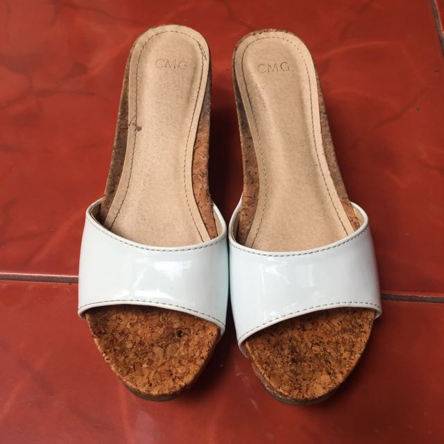 CMG Wedge Sandals