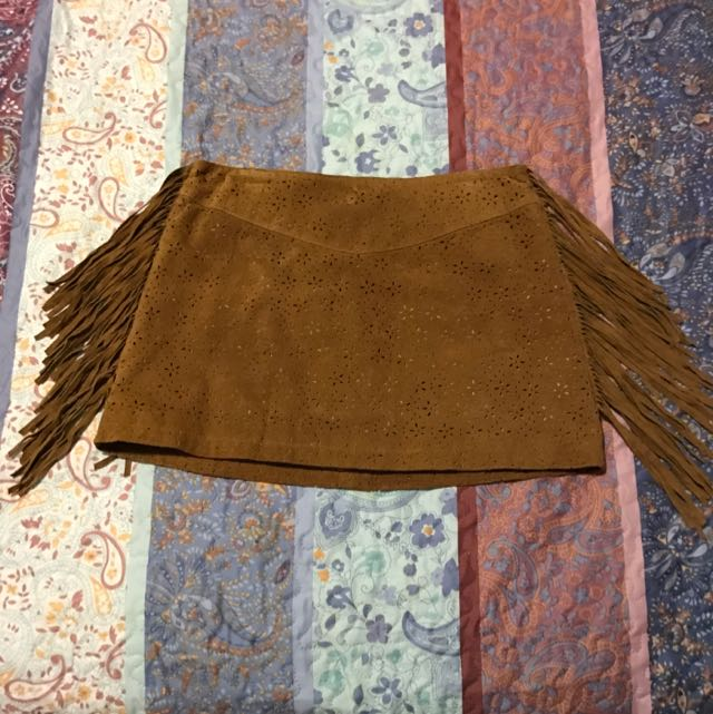 Cowgirl Skirt- Size Med