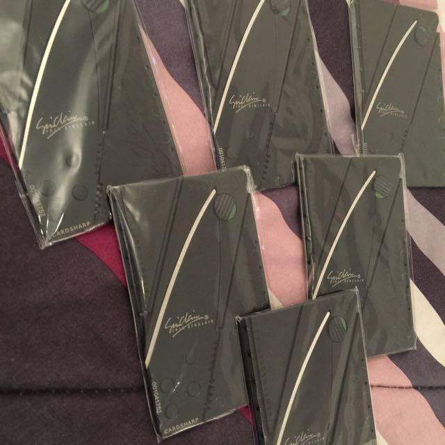 Credit Card Shape Knife
