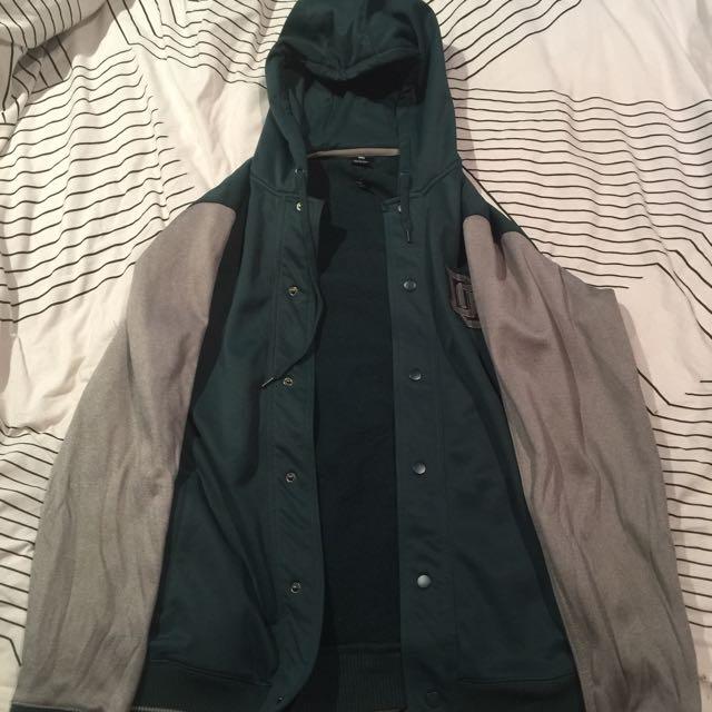 DC Jacket Green XL