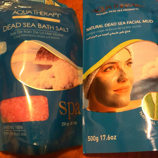 Dead Sea Face Mask From Jordan