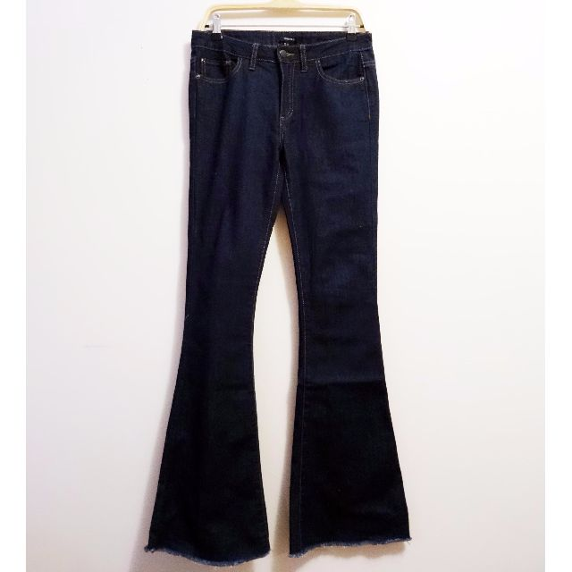 F21 flared denim jeans (27)