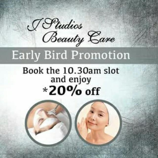 Facial Discount: Affordable Facial By J Studios