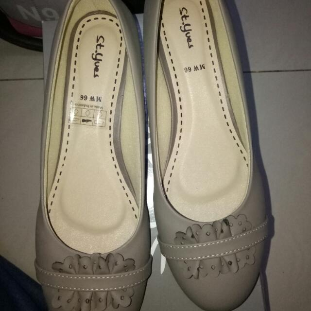 Flat Shoes St. Yves