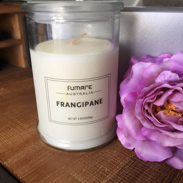 Flumare Australia- Frangiepane Candle