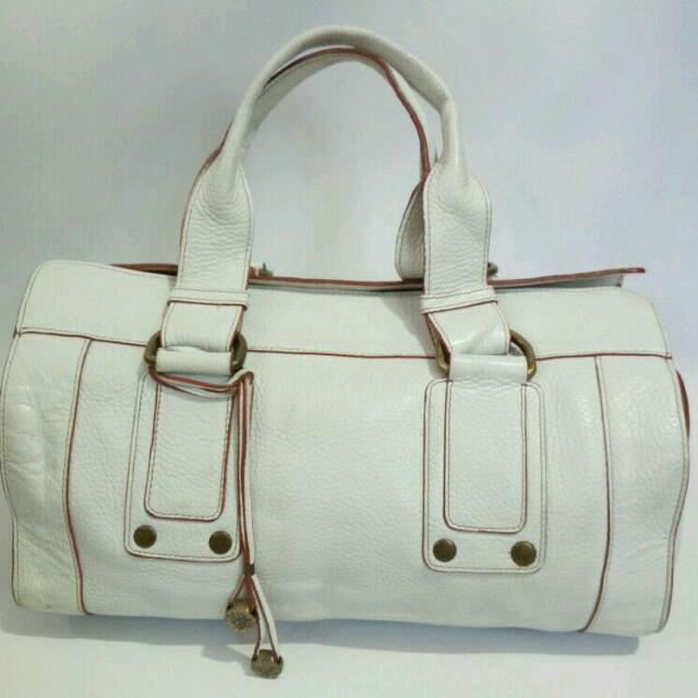 Folli Follie Speedy Leather Bag