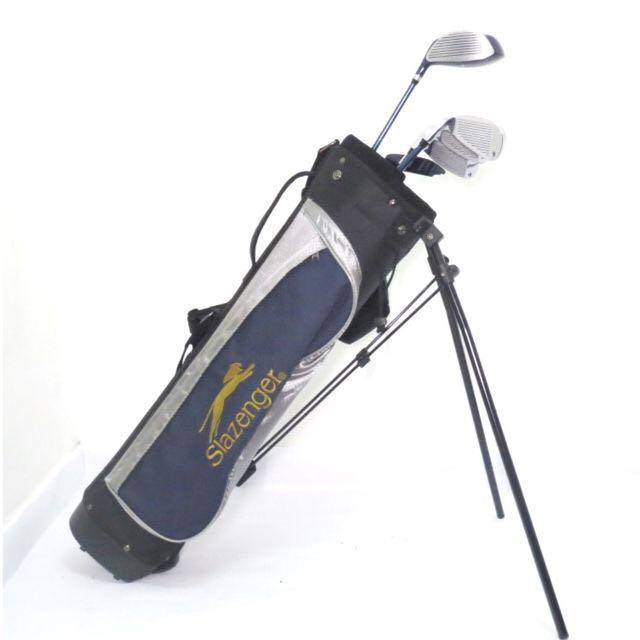 311961f5b6b For Rent: Slazenger Panther - Junior Golf Set, Sports, Sports & Games  Equipment on Carousell