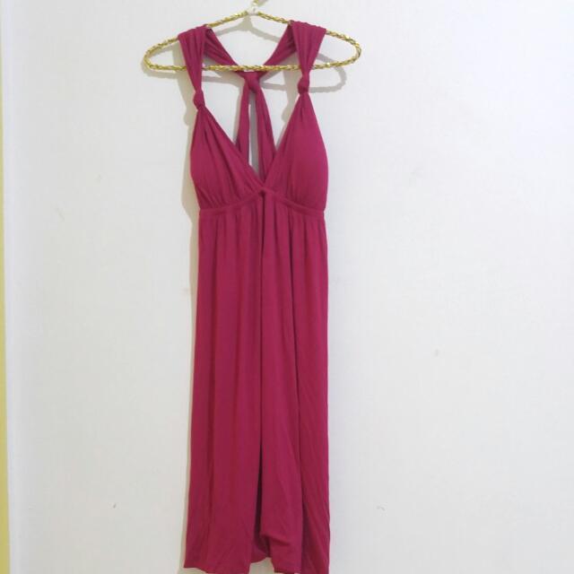 Forever 21 Backless Dress