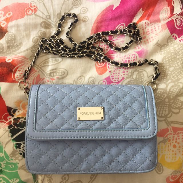 Forever New Blue Bag