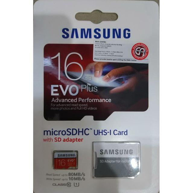 Free Postage Samsung Evo Plus 16gb To 256gb Class10 Micro Sdxc Card