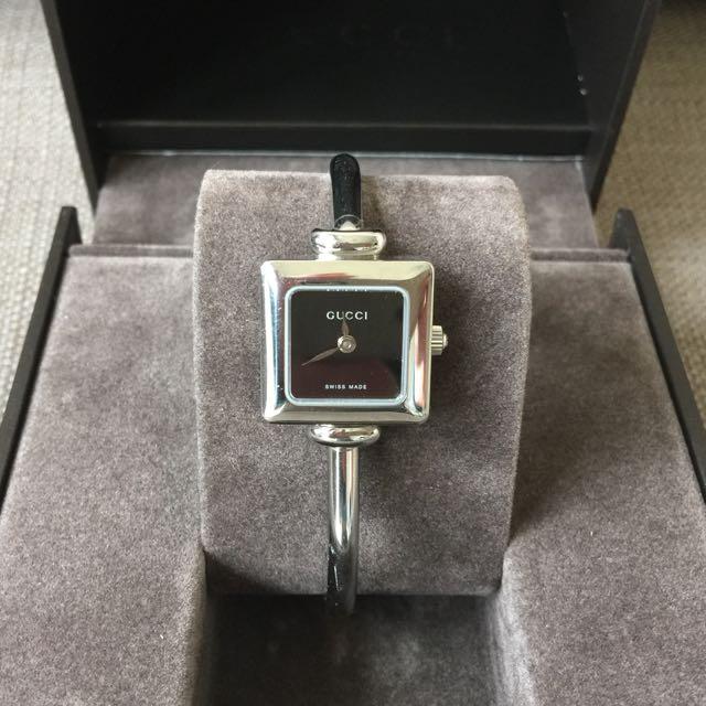 GUCCI 1900L 手環式手錶(保留中)