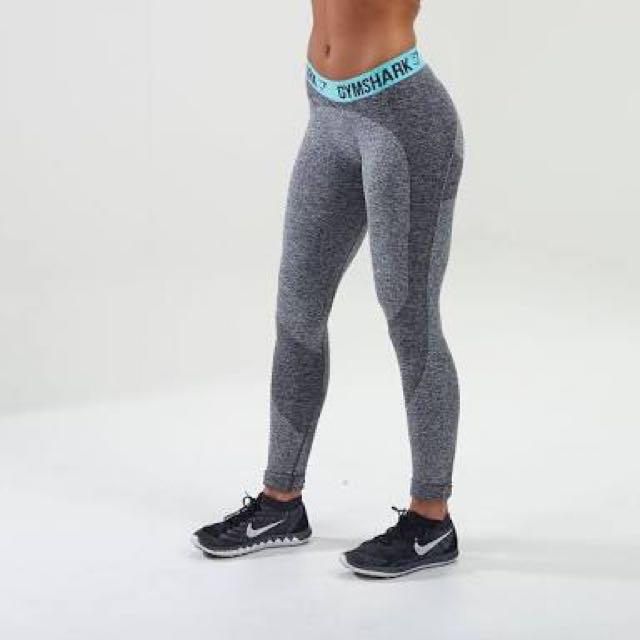 Gymshark MINT Flex Leggings WORN ONCE!