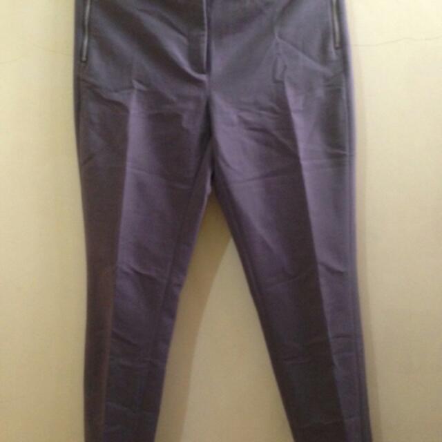 H&M Grey Trouser Size 38