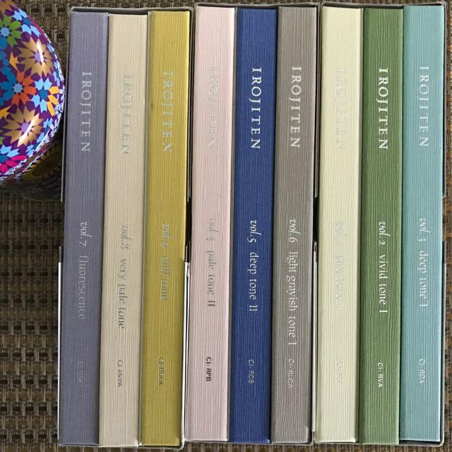 Irojiten Complete Set Of 3