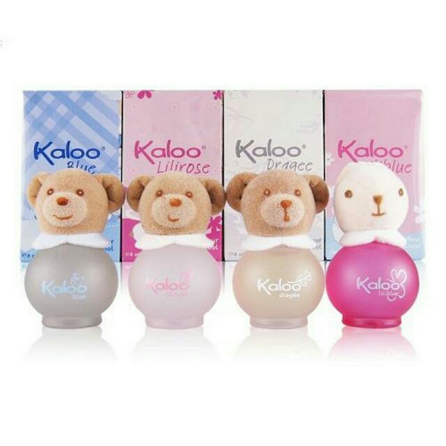 Kaloo 無酒精小熊香水禮盒