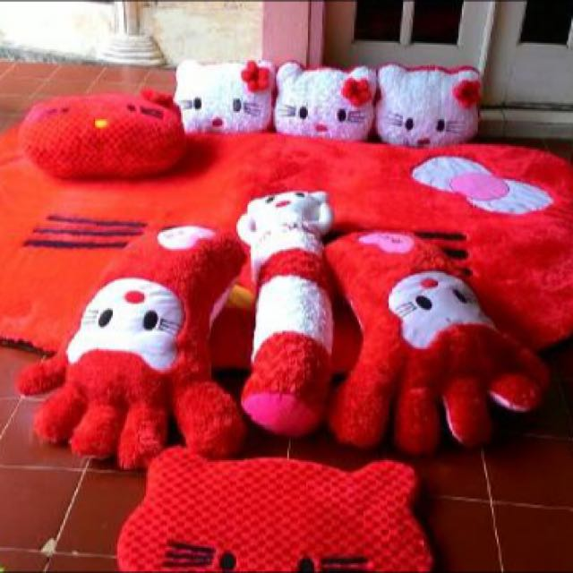 Karpet Hello Kitty