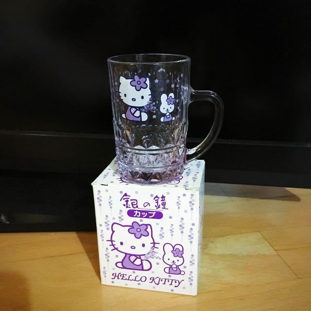 日本限定Kitty小酒杯