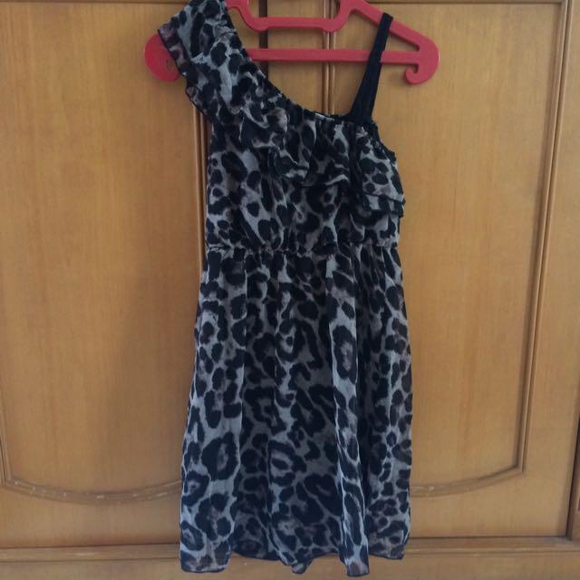 Leopard Tarzan Dress
