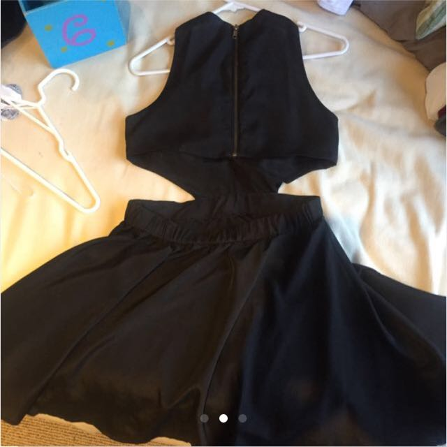 Lippy Dress