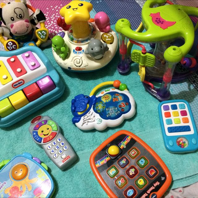 Little Tikes Fisher Price Vtech Toys