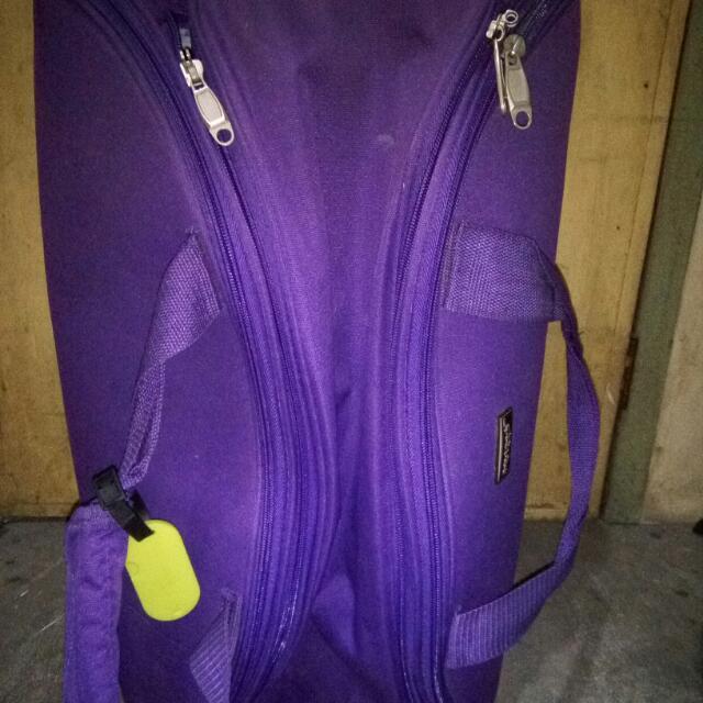 luggage travel bag