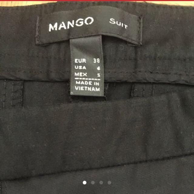 MANGO PANTS