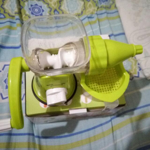 manual juicer (multi-function)