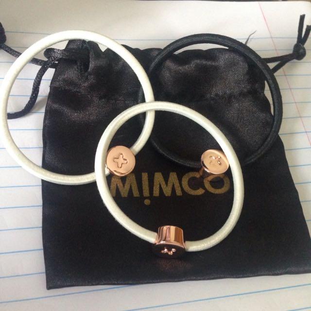 Mimco Hair ties