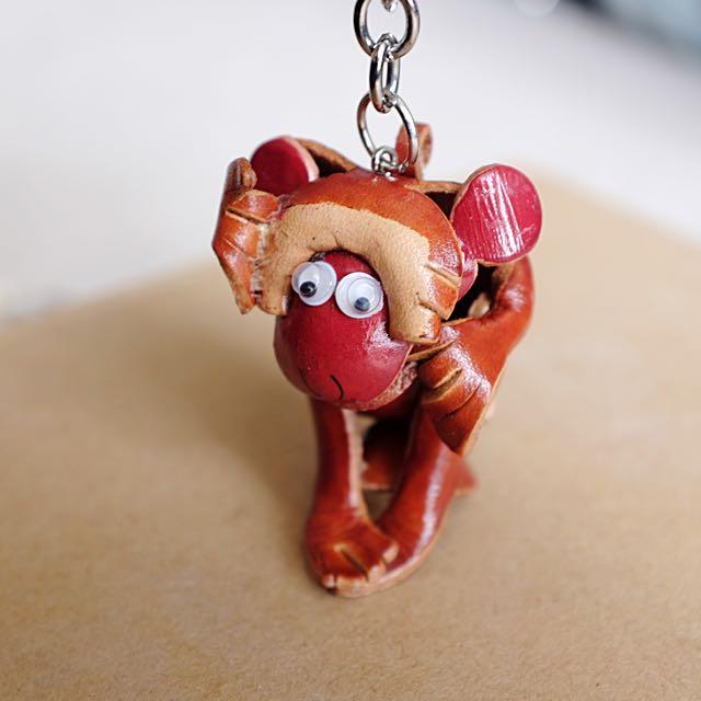 Monkey Keychain Accessories
