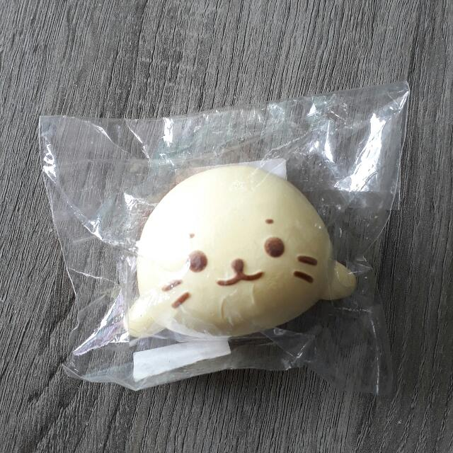 Licensed Mother Garden Seal Squishy