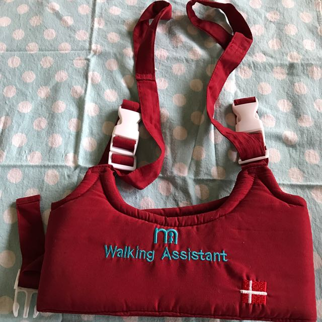 Mothercare Walking Assistant Red