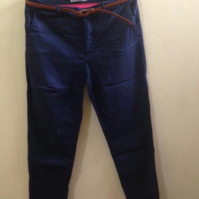Ori Zara Denim Trouser Size 40