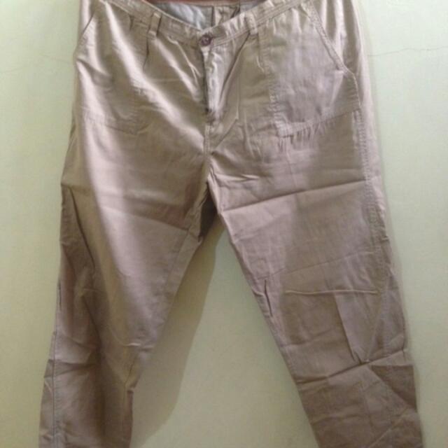 Ori Zara Mocca Trouser