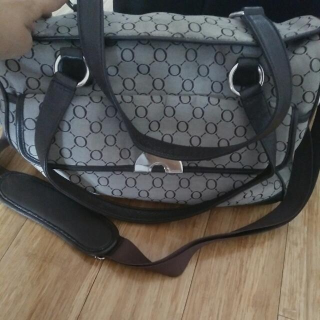 Oroton Baby Nappy Bag