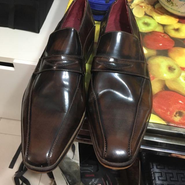 79b581ee8541fd Park Avenue Formal Shoes