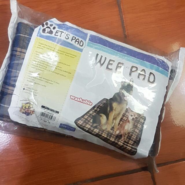 Pet Training Wee Pads