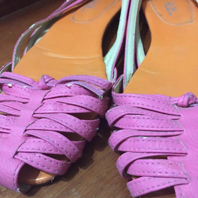 Pink Avon Step-in