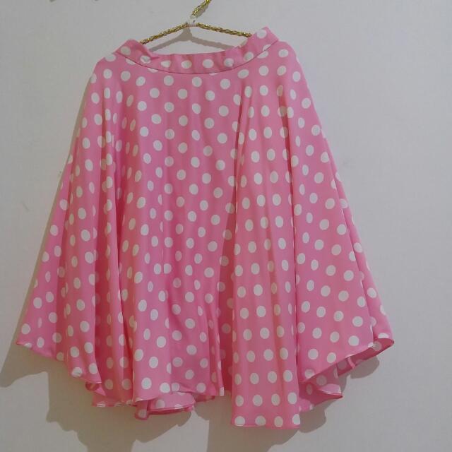 Pink Dot Skirt