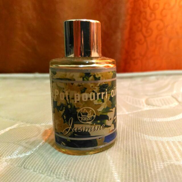 Pot Pourri Scented Oil